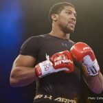 Deontay Wilder - If all things work out and as long as both men retain their unbeaten records along with their titles, it seems the world will soon see the guaranteed heavyweight explosion that is the much talked about Anthony Joshua-Deontay Wider fight.