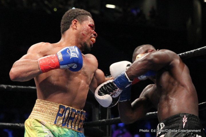 Shawn Porter Thomas Dulorme Boxing News