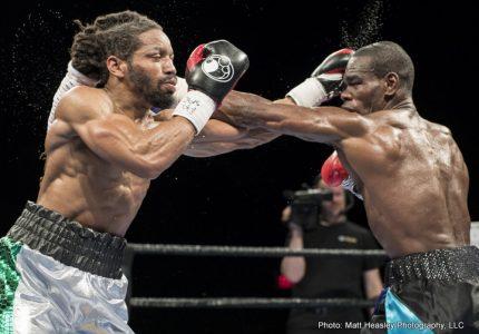 Results: Cherry defeats Douglas