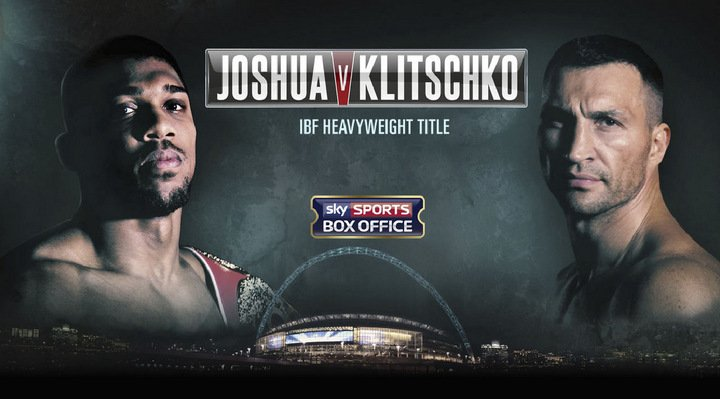 Anthony Joshua Wladimir Klitschko Boxing News British Boxing Top Stories Boxing