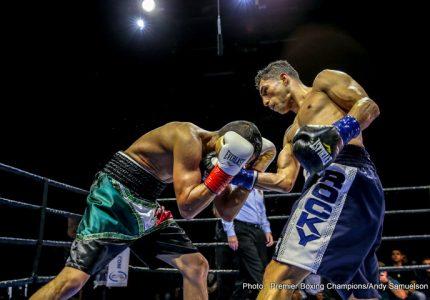 Josesito Lopez Scores Unanimous Decision Against Saul Corral