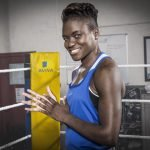 Nicola Adams - Double Olympic champion Nicola Adams is out to emulate her hero Muhammad Ali when she makes her debut this Saturday night.