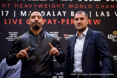 Andre Ward Sergey Kovalev Boxing News