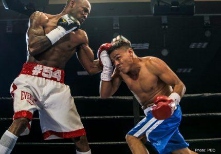 Results: Yordenis Ugas stops Nelson Lara