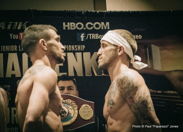 Jason Sosa Vasyl Lomachenko Boxing News Top Stories Boxing
