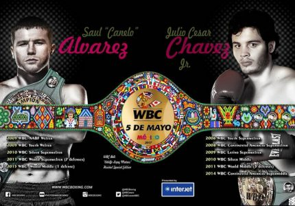 Canelo, Chavez Jr: WBC Creates New Belt