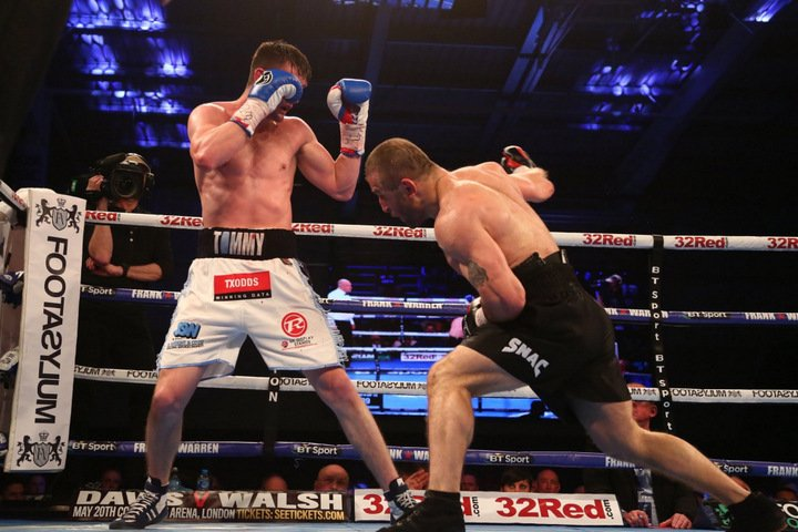 Avtandil Khurtsidze Tommy Langford Boxing News Boxing Results