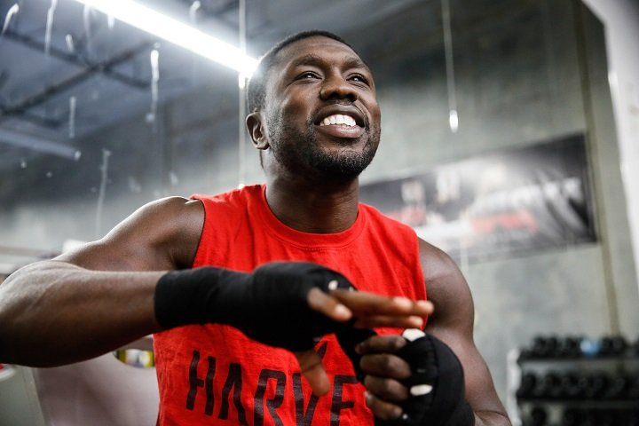 Andre Berto Devon Alexander J'Leon Love Peter Quillin Boxing Interviews Boxing News