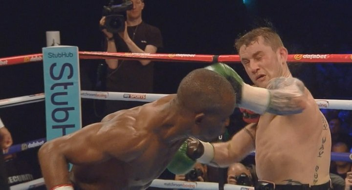 Julius Indongo Ricky Burns Boxing News