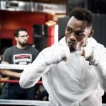 Jermell Charlo - Former welterweight world champions Andre Berto and Shawn Porter began fight week activities Wednesday as they hosted a media workout at the famed Gleason's Gym in Brooklyn in advance of their world title eliminator showdown that headlines SHOWTIME CHAMPIONSHIP BOXING, presented by Premier Boxing Champions, this Saturday, April 22 from Barclays Center, the home of BROOKLYN BOXING™.