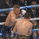 Petr Petrov - In an example of very generous scoring, World Boxing Organization lightweight title holder Terry Flanagan (33-0, 13 KOs) held onto his title in defeating the much tougher than expected Petr Petrov (38-5-2, 19 KOs) by a 12 round unanimous decision on Saturday night at the Manchester Arena in Manchester, England.