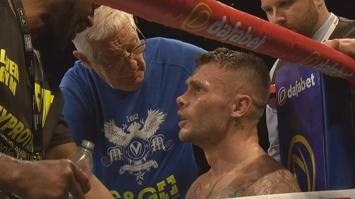 Gabriel Rosado Martin Murray Boxing News Boxing Results