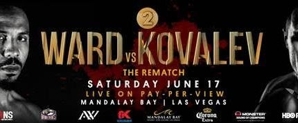 Rigondeaux-Flores to fight on Ward vs. Kovalev card on June 17