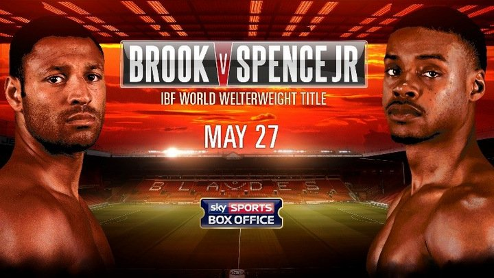 Watch Brook vs. Spence Jr at Britain's lowest price on TalkTalk