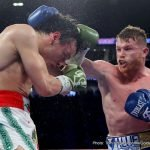 Deontay Wilder - Roberto Y. (Chicago, IL): I didn't expect Canelo to finally take the fight with Golovkin, and I'm actually very shocked that he did. Now that a date is set, can you share your thoughts on this fight and who has the best chance to win?