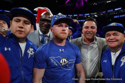 "Gennady Golovkin, Julio Cesar Chavez Jr., Saul ""Canelo"" Alvarez - Boxing News"