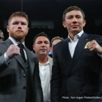 "Gennady ""GGG"" Golovkin, Saul ""Canelo"" Alvarez - It appears that the oddsmakers weren't impressed enough with Saul ""Canelo"" Alvarez's recent win over Julio Cesar Chavez Jr. to pick him to beat IBF/IBO/WBA/WBC middleweight champion Gennady ""GGG"" Golovkin (37-0, 33 KOs) in their fight on September 16. Golovkin is the betting favorite going into the fight by the lines -175 to Canelo's +145."