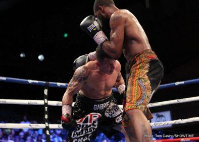 Gary Russell Jr. Oscar Escandon Boxing News Boxing Results