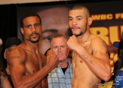 Gary Russell Jr. Oscar Escandon Rances Barthelemey Boxing News