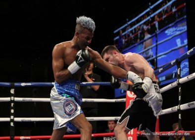 Kiryl Relikh Rances Barthelemy Boxing News Boxing Results