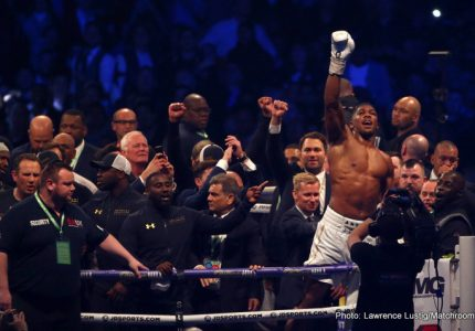 Anthony Joshua – who will be next? Wilder, Pulev, Fury or Wladimir (rematch) ?