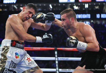 Results: Lemieux beats Reyes; Matthysse stops Taylor