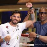 """Jorge Linares - Tickets for the Sept. 23 showdown between the WBA, WBC Diamond and Ring Magazine champion Jorge """"El Niño de Oro"""" Linares (42-3, 27 KOs) and the United Kingdom's Olympic gold medalist and current No. 1 contender Luke Campbell (17-1, 14 KOs) will go on sale this Wednesday, August 2 at 10:00 a.m. PT/1:00 p.m. ET. The scheduled 12-round fight will take place at the """"Fabulous"""" Forum in Los Angeles, California and will be televised on HBO Boxing After Dark® beginning at 10:00 p.m. ET/PT."""