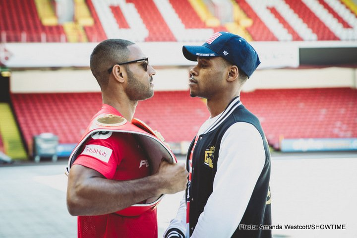 Adrien Broner Kell Brook Boxing News