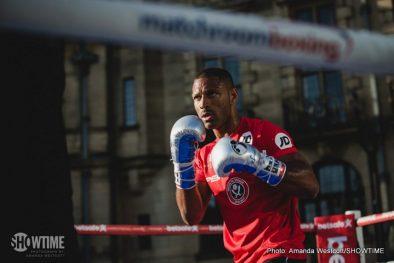 Errol Spence Kell Brook Boxing News