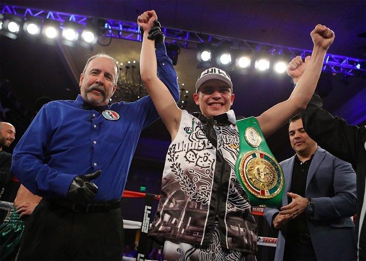 Results: Diego De La Hoya defeats Erik Ruiz