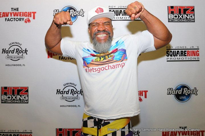 "Shannon Briggs - Fans will no doubt recall how Shannon Briggs chased, called out and got into a war of words with David Haye. Briggs, who seemed desperate to fight Haye, even boxed on a Haye under-card to ""prove"" himself (this May 2016 win by the former lineal and WBO heavyweight champion being Briggs' most recent ring appearance). Haye instead fought Tony Bellew, twice, losing both bouts and then calling it quits on his career."