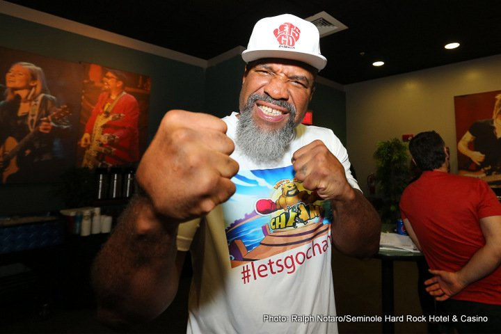 Shannon Briggs Boxing News British Boxing