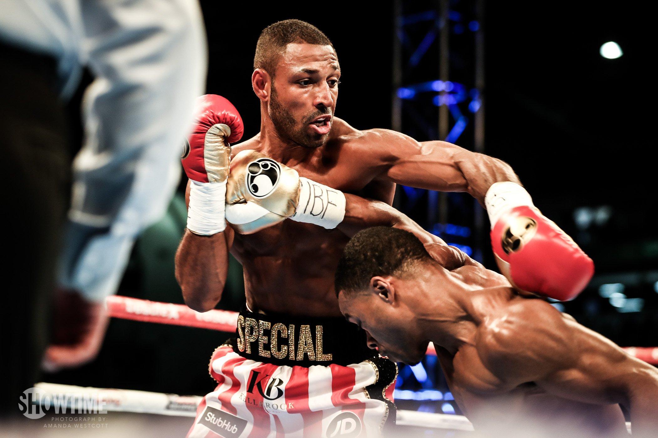 Amir Khan Kell Brook Boxing News British Boxing