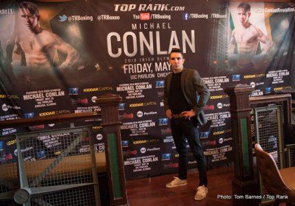 Michael Conlan vs Alfredo Chanez live on BoxNation