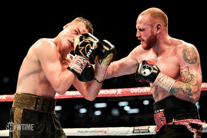 Fedor Chudinov George Groves Boxing News Boxing Results