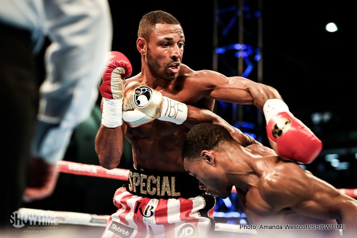 Kell Brook Boxing News British Boxing