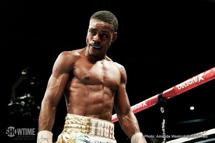 Errol Spence Keith Thurman Boxing News