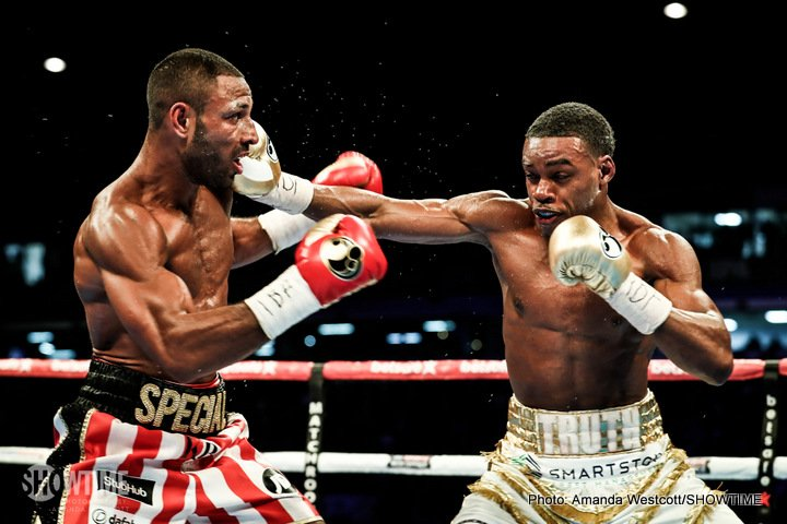 "Eddie Hearn says he'd ""love"" to see Kell Brook have a rematch with Errol Spence at 154: The weight killed him in that fight"