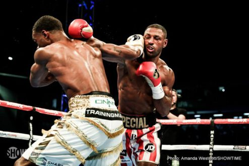 Errol Spence Jr., Kell Brook - Boxing News