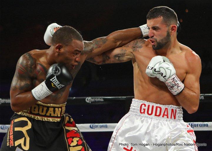 Arif Magomedov Cedric Agnew Dmitry Bivol Guillermo Rigondeaux Luis Arias Sergey Kovalev Boxing News Boxing Results
