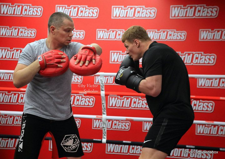Alexander Povetkin - Russian star and former heavyweight belt holder Alexander Povetkin is back in action tonight, in his first fight of this year; his second fight since failing two pre-fight drugs tests.