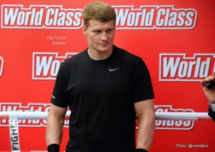 Alexander Povetkin, Andriy Rudenko - Boxing News