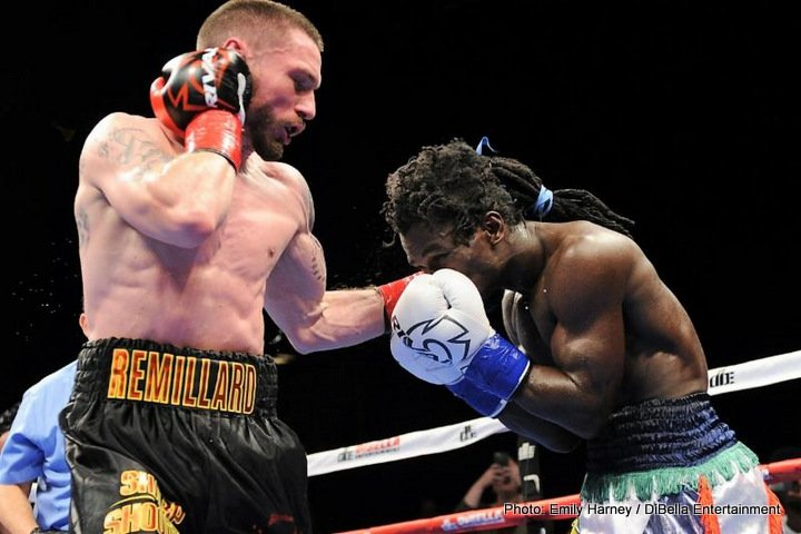 Matt Remillard Boxing News Boxing Results