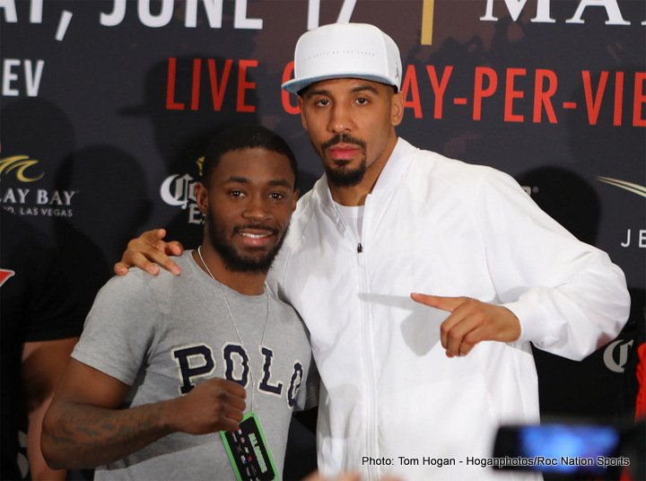 "Roc Nation Sports today announced that featherweight boxer Tramaine Williams (18-0, 6 KOs) will return the ring in a ten-round match for the USBA and WBO Latino Jr. Featherweight Championship on July 27th at the College Park Center in Arlington, Texas where he will take on opponent Yenifel Vicente (35-3, 27 KOs). ""All or Nothing,"" a live championship boxing event presented by Matchroom Boxing and broadcast live on DAZN, will also feature several additional fights including RNS fighter and WBO Jr. Welterweight Champion Maurice Hooker in the main event against WBC Champion Jose Ramirez in a Jr. Welterweight Championship unification bout."