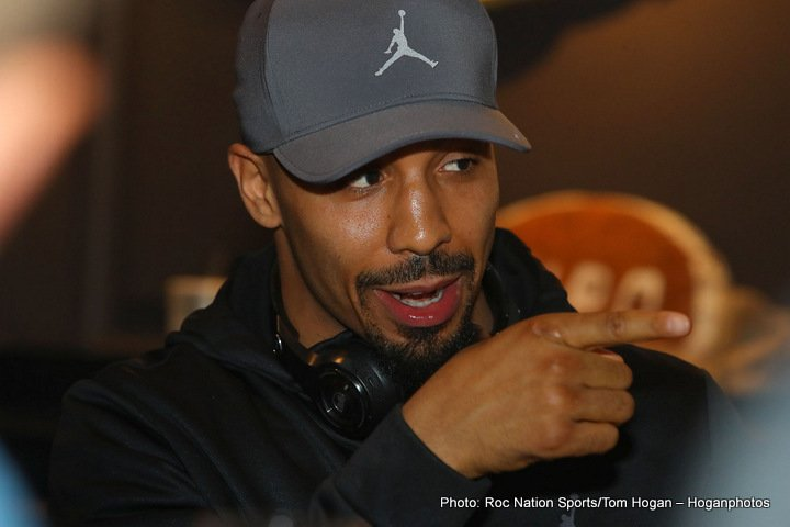 Andre Ward Keith Thurman Manny Pacquiao Boxing News