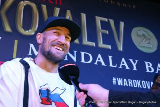 Andre Ward, Sergey Kovalev - Boxing News