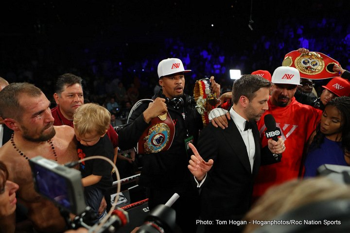 Andre Ward, Sergey Kovalev - There are winners, and there are champions at heart. Sergey Kovalev, despite being a rather active trash talker, is generally a very honest and constructive person after his bouts. In today's Instagram, Kovalev stated the following: