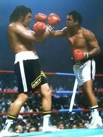 Six Rounds With Alfredo Evangelista: The former European heavyweight champ speaks on Ali, Holmes, Snipes, Spinks
