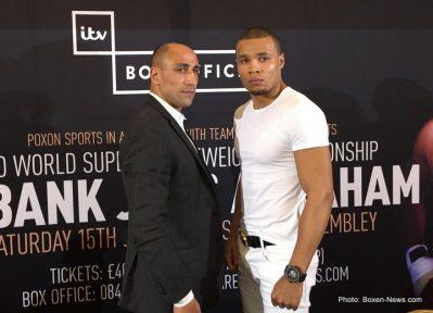 Arthur Abraham Chris Eubank Jr Boxing News