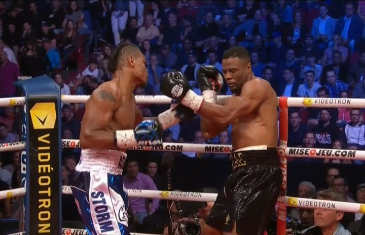 Eleider Alvarez Jean Pascal Boxing News Boxing Results